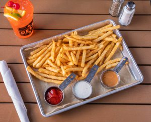 The Deck's Fries